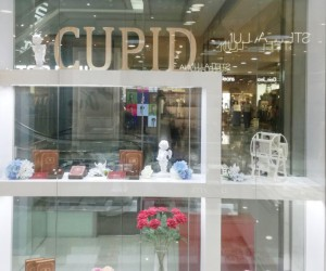 The Shenzhen City Maoye Department Store Cupid Memory shop-in-shop was officially opened