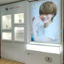 The Capita Mall Tianji Cupid Memory shop-in-shop was officially opened