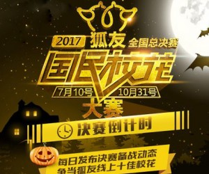 2017 Sohu the National University Campus Belle Competition Top19